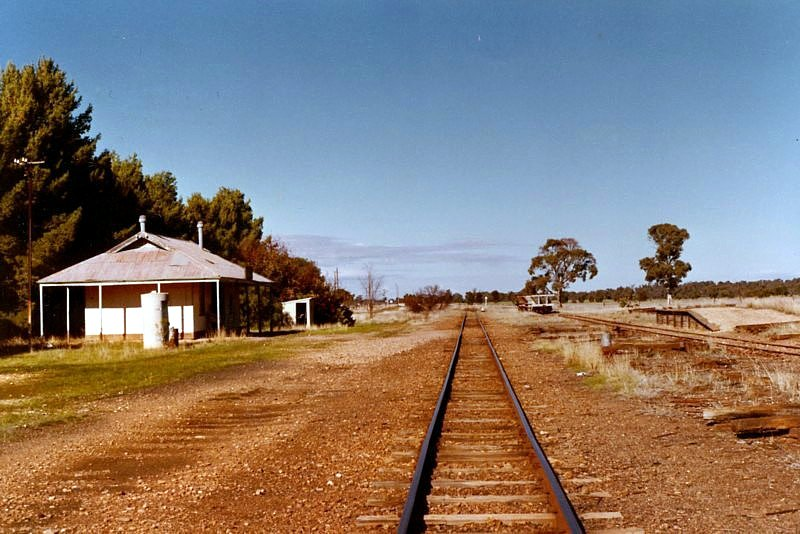 Wilmington Australia  city images : the wilmington line was a narrow gauge south australian branch that ...
