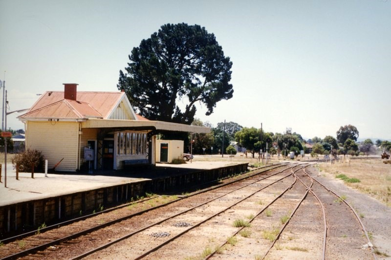 Wallendbeen Australia  city images : Including the Maffra Line